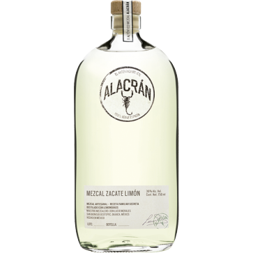 Alacran - Mezcal ZacateLimon - 40% - 750ml