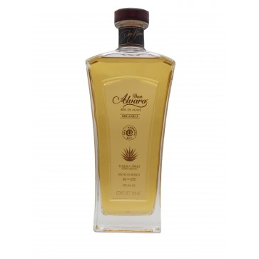 Don Alvaro - Anejo - 40% - 750ml