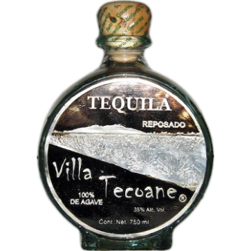Villa Tecoane Tequila Anejo
